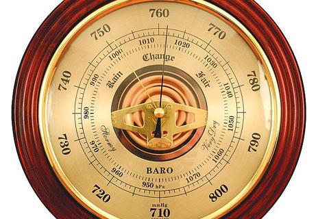 барометры и метеостанции